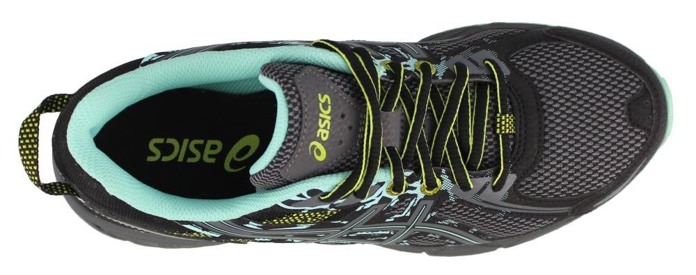 98f29c73 Женские кроссовки для бега ASICS GEL-VENTURE 6 Зеленый купить в ...