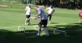 Профессиональный тренировочный барьер PRO 40 cм YAKIMASPORT 0
