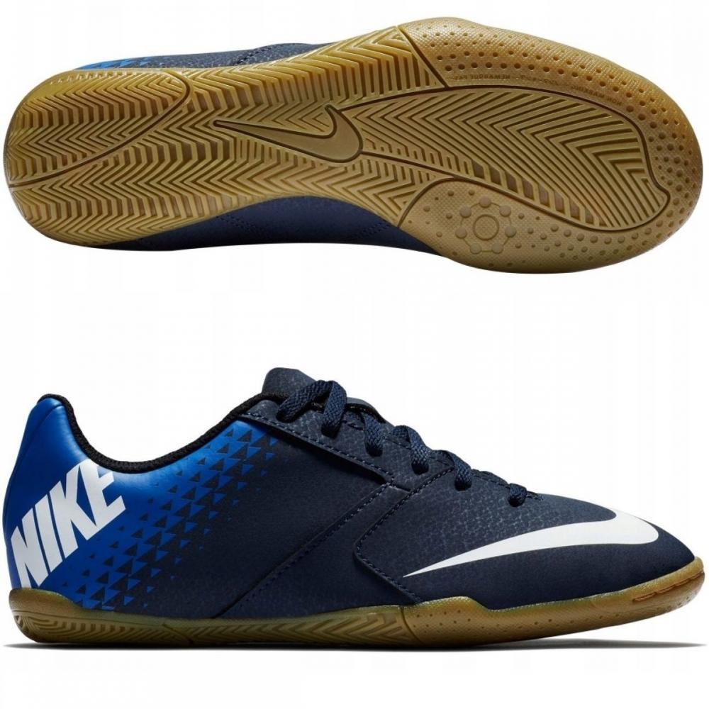 9e60070b71fc48 Детские футзалки Nike BombaX IC Junior купить в интернет-магазине ...