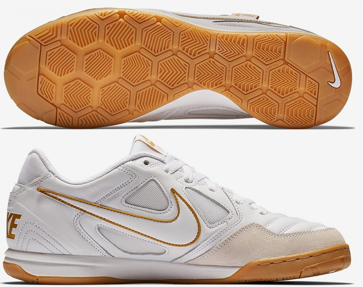 2316e5b1e152 Футзалки Nike SB Gato AT4607-100 купить в интернет-магазине Sport ...