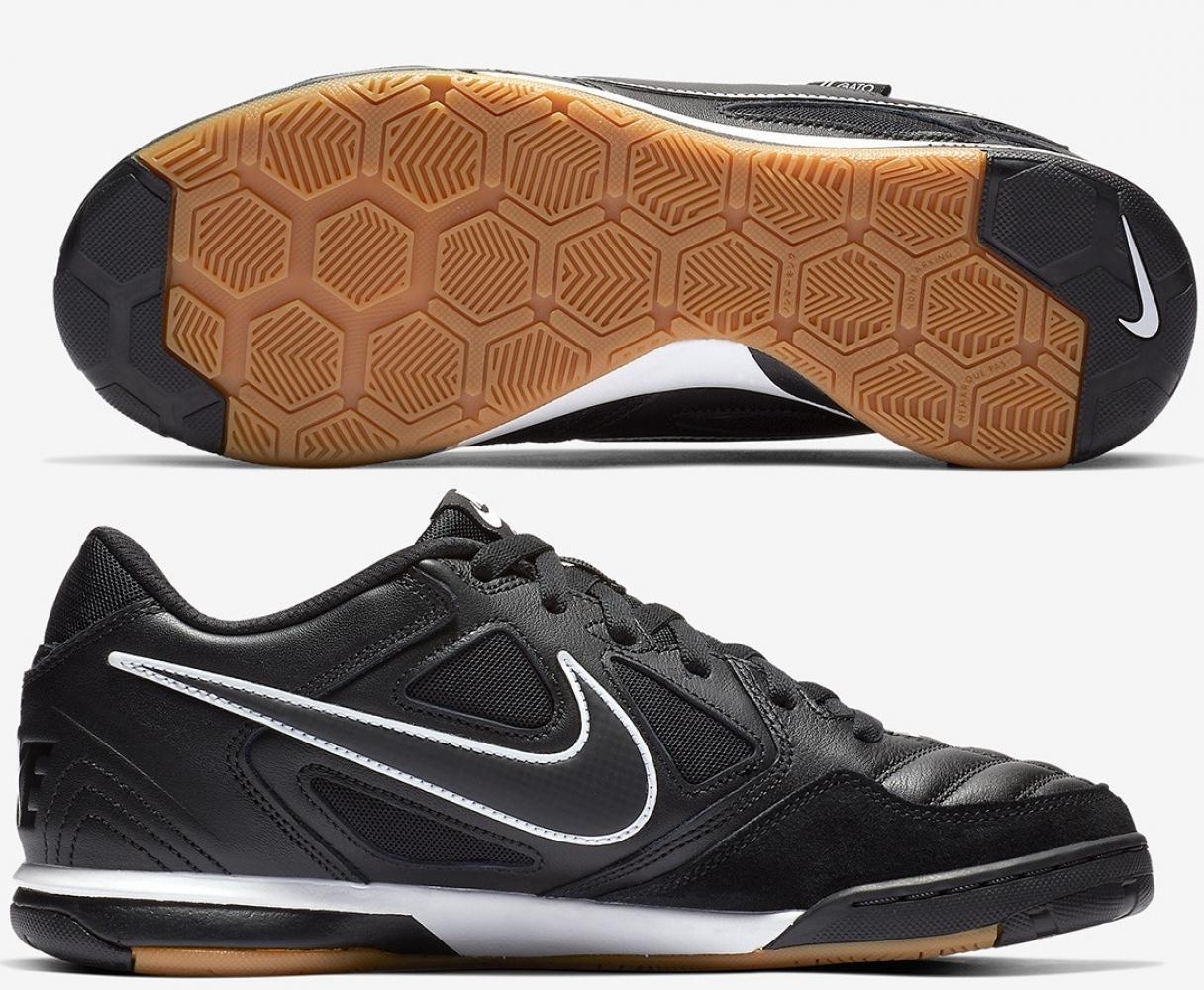 af8819f949012 Футзалки Nike SB Gato AT4607-001 Чёрный купить в интернет-магазине ...