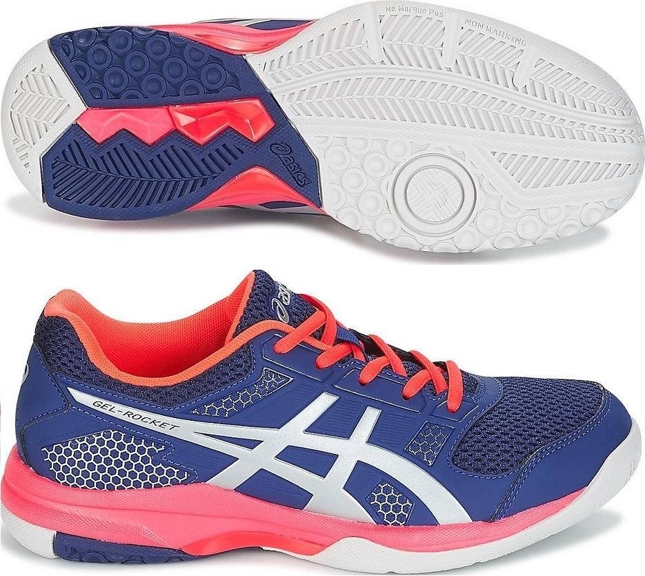 61ccba50 Волейбольные женские кроссовки ASICS GEL-ROCKET 8 B756Y-400 купить в ...