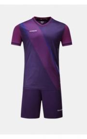 Футбольная форма Europaw 018 (фиолетовая)