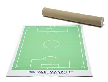 Большой тактический блокнот тренера для футбола FLIPCHART YAKIMASPORT