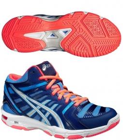 Волейбольные  женские кроссовки ASICS GEL-BEYOND 4 MT