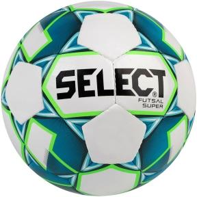 Мяч футзальный Select Futsal Super NEW (250) бел/син