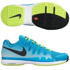 Кроссовки теннисные NIKE ZOOM VAPOR 9.5 TOUR 631458-407