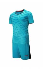 Футбольная форма Europaw 015 (бирюз.)