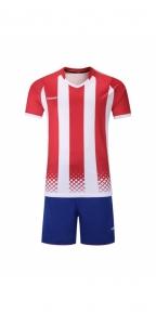 Футбольная форма красная Europaw сезон 2019
