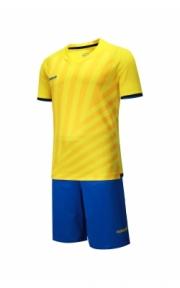 Футбольная форма Europaw 016(жёлто-син.)