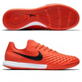 Футзалки Nike MAGISTAX FINALE II IC (оранжевые)