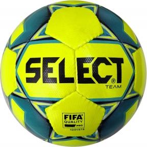 Мяч футбольный SELECT Team FIFA (016) желт/син.