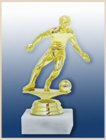 СТК футболист ведущий (h - 14,5 см)