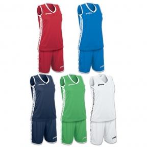 Комплект женской баскетбольной формы PIVOT woman 1227 (Командам СКИДКИ!)