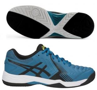 Кроссовки для тенниса Asics Gel-Game 6 синие