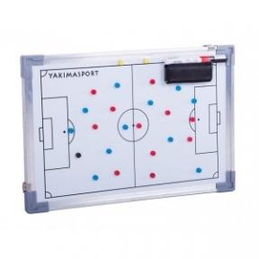 Футбольная  тактическая доска  с магнитами