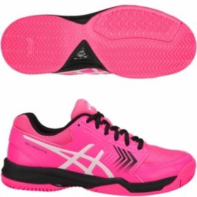 Женские кроссовки для тенниса Asics Gel Dedicate 5 Clay