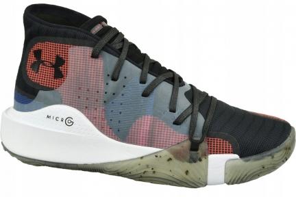 Баскетбольные кроссовки Under Armour Spawn Mid 3021262-006