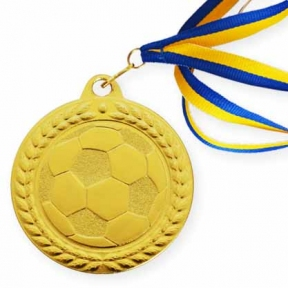 Медаль футбол (40 мм)