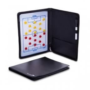Футбольный тактический планшет Yakimasport  (в чехле на молнии)