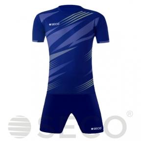 Футбольная форма SECO® Galaxy Set синяя