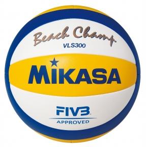 Мяч для пляжного волейбола Mikasa VLS 300