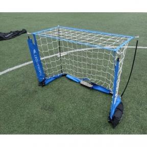 Раскладные футбольные ворота Yakimasport (1,2 м Х 0,8 м )