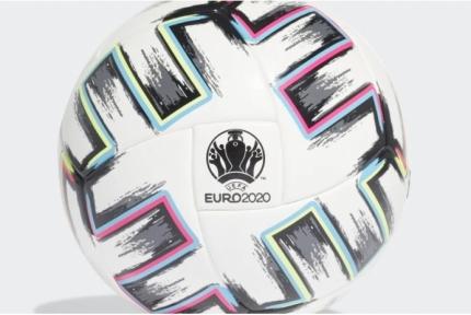 Футбольный мяч Adidas Uniforia EURO2020 Competition FJ6733 (НЕТ В НАЛИЧИИ)