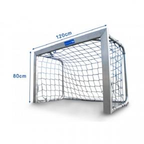 Футбольные ворота Mini Yakimasport (80 см x120 см)