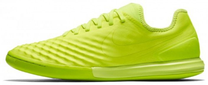 Футзалки Nike MAGISTAX FINALE II IC (зеленые)