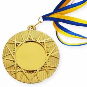 Медаль звезда (50 мм)