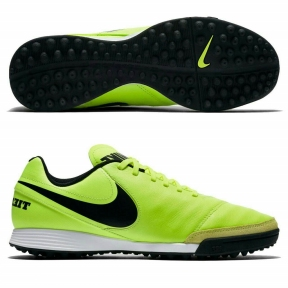 Сороконожки Nike TiempoX  Genio II Leather TF