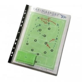 Планшет-блокнот для тренера Yakimasport, формат А4