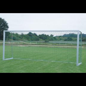 Сетка для футбольных ворот PROFESSIONAL Yakimasport,зелёная 4 мм