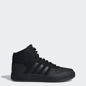 Баскетбольные кроссовки Adidas Hoops 2.0 Mid B44621