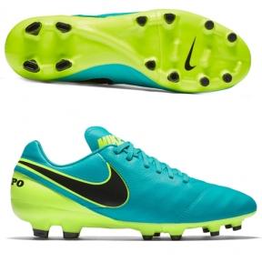 Бутсы Nike Tiempo Genio II Leather FG