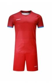 Футбольная форма Europaw 017( красная)