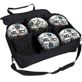 Чемодан для мячей select match ball bag (6 шт)