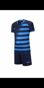 Футбольная форма Europaw 021 сезон 2019  (синяя)