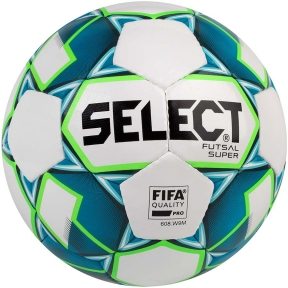 Мяч футзальный Select Futsal Super FIFA NEW (250) бел/син