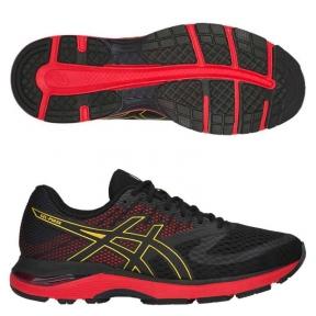 Беговые кроссовки Asics GEL-PULSE 10 (черный-красный)