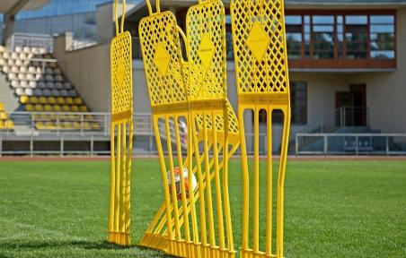 Футбольный манекен (стенка)  ELITE YAKIMASPORT