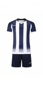 Футбольная форма (чёрно-белая) Europaw сезон 2019
