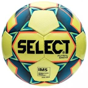 Футзальный мяч Select Futsal Mimas IMS желтый/синий