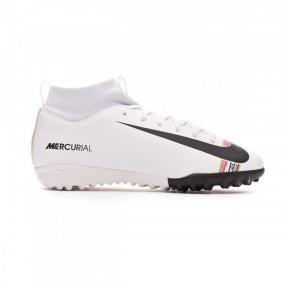 Сороконожки Nike MercurialX Superfly VI Academy CR7 TF JR