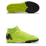 Детские сороконожки Nike Mercurial Superfly 6 Academy TF AH7344-701 JR