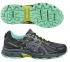 Женские кроссовки для бега  ASICS GEL-VENTURE 6 Зеленый